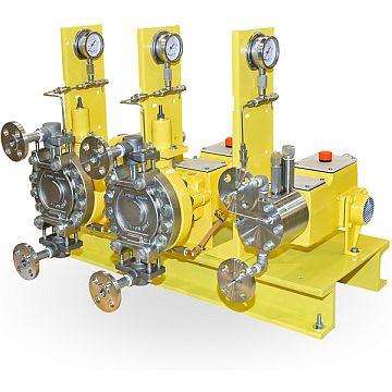 Milton Roy Milroyal Metering pumps