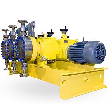 Milton Roy Primeroyal metering pumps
