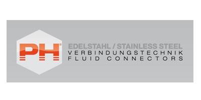 PH Industrie-Hydraulik logo