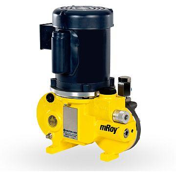 mRoy metering pump