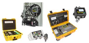 Portable Condition Monitoring units