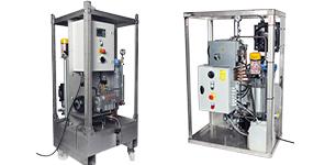 Vacuum Dehydration Units